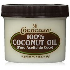 Cococare Coconut Oil, 4 oz (Pack of 2)