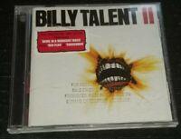 Billy Talent - II CD Promo / Radio Copy (2006) rare pressing album Promotional