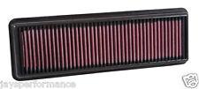 Kn air filter (33-3042) Filtración de reemplazo de alto caudal