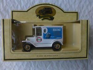 Lledo Die Cast Model Heinz Oven Baked Beans Van