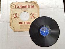 "VINTAGE 78 RPM ""MELA MOVIE 1948's- NAUSHAD""-GE 8158 COLUMBIA RECORD"