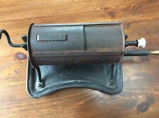 Antique Coffee roaster -FRENCH?