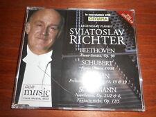 BBC Music: Sviatoslav Richter plays Beethoven, Schubert, Chopin, Schumann CD