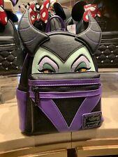 Loungefly Sac A Dos Bag Malefique Maleficent Disneyland Paris