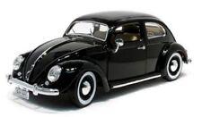 1:18 Bburago 1955 Volkswagen VW ESCARABAJO BEETLE Negro - lmtd.ed.1000stück