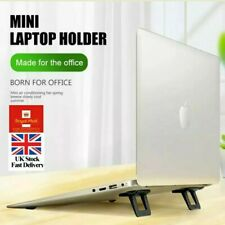 Mini Notebook Laptop Cooling Stand Support Foldable Adhesive Resuable Feets Pads