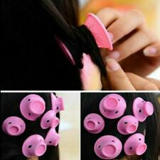 Magic Hair Rollers Soft Rubber Silicone Hair Curler Styling DIY Tool Accessories