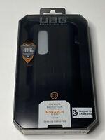 UAG Monarch Series Case for Samsung Galaxy Fold - Black
