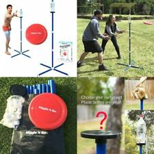 Giggle N Go Outdoor Games for Family Yard Games for s and Kids Set Frisbee