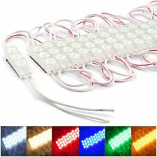 2835 Module LED Strip Light 3LEDs IP65 Waterproof Small Size Super Bright DC 12V