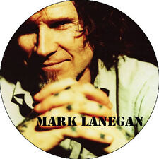 CHAPA/BADGE MARK LANEGAN . pin button screaming trees nick cave elliott smith