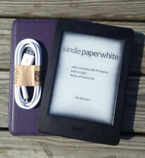 Amazon Kindle Paperwhite 3rd (7th Generation) 4GB, Black, 6in, 300PPI, No Ads