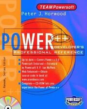 Power++ Developer's Professional Reference (Team Powersoft Series)-ExLibrary