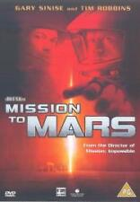Mission To Mars (DVD, 2005)