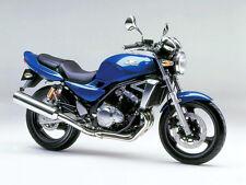 Kawasaki Balius II Motorbike Poster Print A4
