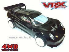 X-RANGER STRADALE 1:10 CON MOTORE RC-540 ELETTRICO RADIO 2.4GHZ 4WD RTR VRX