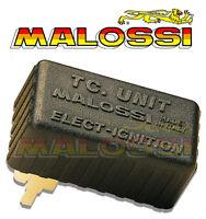 Bloc CDI MALOSSI boitier PEUGEOT Buxy Trekker Speedfight Vivacity Ludix Blaster