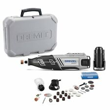Dremel Rotary Tool 28 Piece Set 12V High Performance Cordless Buffing Grinding