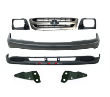 FRONT BAR + BRACKET + LOWER APRON + GRILLE + RIM suit TOYOTA HILUX 2WD 2001-2005