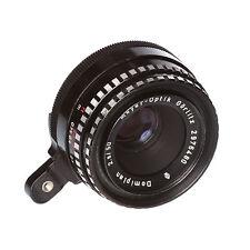 Meyer-Optik Görlitz Domiplan 50mm 1:2,8 Standardobjektiv für Exakta EXA Bajonett