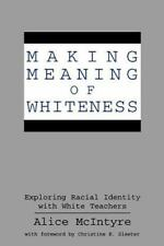 Making Meaning of Whiteness: Exploring the Racial Identity of White Teachers