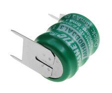 NiMH Akku MH80B3AL3 3-pin 3,6V 80mAh Kinetic Ersatzakku PCB THT Printanschluss