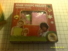 1000 Foam Gingerbread House Project New in Sealed Box Gift Or Play!