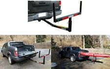 HITCH MOUNTED BED EXTENDER Heavy Duty Pickup Truck Bed Rack New Free Shipping