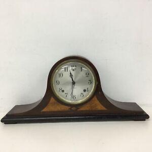 Sessions Clocks  'Berkeley Sessions' Wooden Large Mantel Clock #544