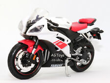 Yamaha YZF-R6 1:18 Scale Model Toy Motorcycle Motorbike Maisto Special Edition