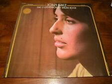 JOAN BAEZ  the contemporary ballad book  double album  LP 33 TOURS