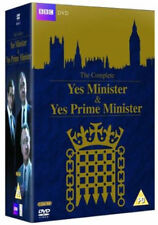Yes Minister & Yes Prime Minister - The Complete Collection DVD NEW dvd (BBCDVD2