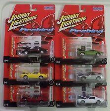Johnny Lightning Firebird Trans Am JL Design Dept  1/64 SET OF 6 RELEASE #3