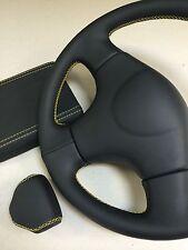 LTI TX1, TX2, TX4 Full Leather Steering Wheel (1998-Present)