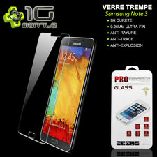 Protection/Protege Ecran Vitre/Verre Trempé/Blindé SAMSUNG GALAXY NOTE 3 III
