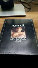 OUI-1975 magazine bonus insert-datebook VG. COND
