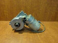 Dunkermotoren 24VDC gearmotor