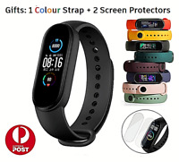 Xiaomi Mi Smart Band 5 New Heart Rate Watch Fitness Health Waterproof English AU