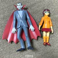 2PCS Velma and Dracula Scooby-Doo Series 1 Action Figures Charter Character Toys