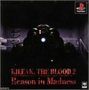 Kileak, The Blood 2 Jeu Sony Playstation 1 Occasion Version NTSC-J (Japon)