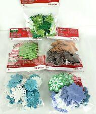 Creatology Foam Christmas Stickers-Trees-Snowflakes -Santa -Reindeer-Gingerbread