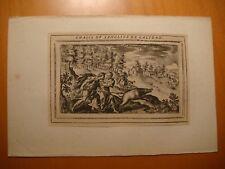 Ovid Metamorphoses.Chasse du sanglier de calydon.Probably 17 cent.