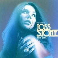 "JOSS STONE ""THE BEST OF JOSS STONE 2003-09"" CD NEW+"