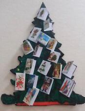 Dolls House  christmas card disply