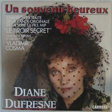 Tiroir secret 45 tour Dufresne Cosma 1986