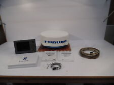 "Furuno Navnet Vx1 Navi 10"" 1833C 4kw 24"" Dome Radar System +Cables Fully Tested"