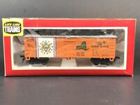 Life-Like Trains HO Scale Bicentennial Reefer Car in Box State of New York