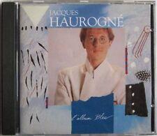 JACQUES HAUROGNE - L'ALBUM BLEU - CD ALBUM 13 TITRES 1992