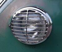 Porsche 356 style headlight grills vw splitscreen beetle bus t1 2 stainless bug