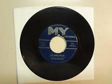 "DUTCH MASTERS: Way-Down Feelin'-Burnin' Up The Wires-U.S. 7"" 1967 MY Records"